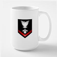 Navy PO3 Interior Comm Electrician Mug