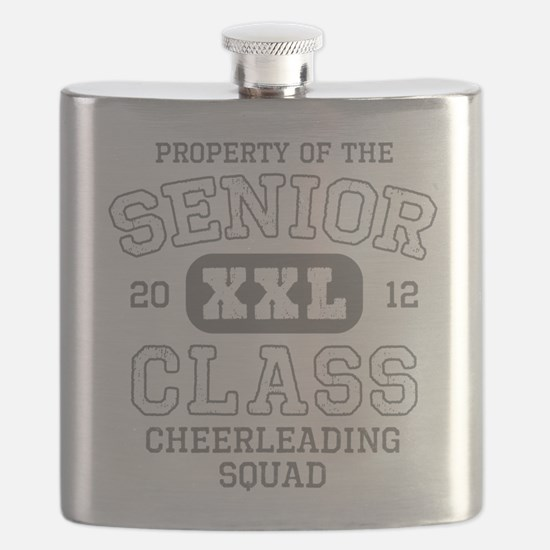 Property Of Cheerleading.png Flask