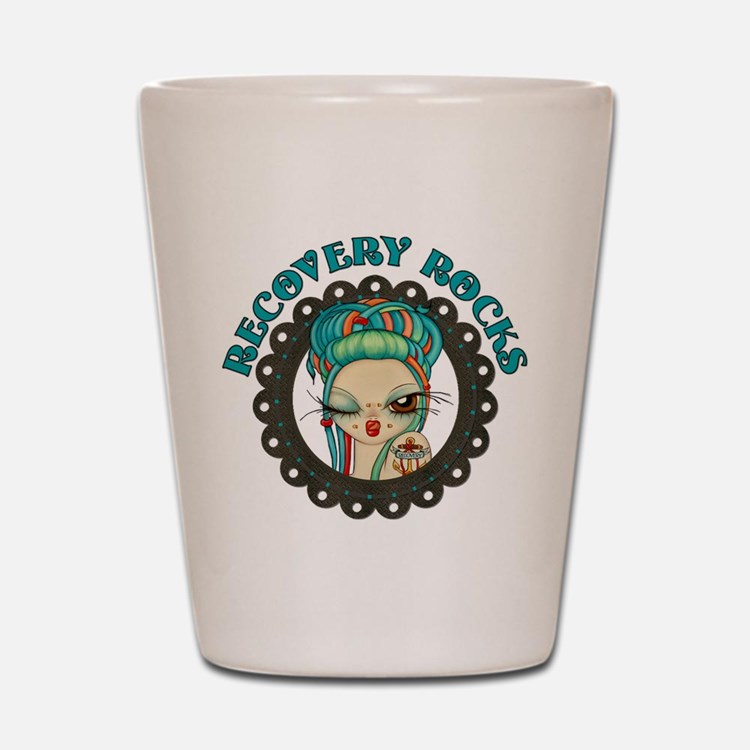 Recovery Rocks~2000x2000.png Shot Glass