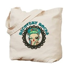 Recovery Rocks~2000x2000.png Tote Bag