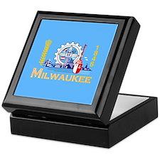 Milwaukee Flag Keepsake Box