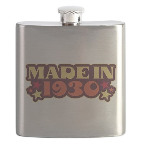 Made in 1930.png Flask