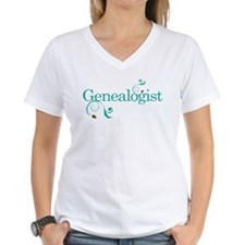 Genealogist Gift Shirt