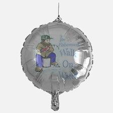 Ice fishing Balloon