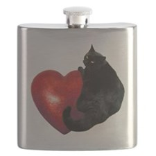 blackcat heart.jpg Flask