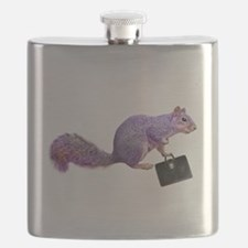 purple squirrel2.jpg Flask