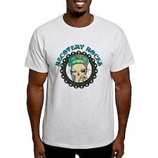 Recovery Rocks~2000x2000.png T-Shirt