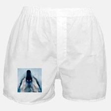 The Howling Wolf Painting Boxer Shorts
