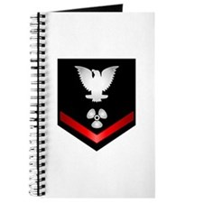 Navy PO3 Machinist's Mate Journal