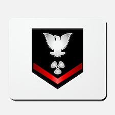 Navy PO3 Machinist's Mate Mousepad