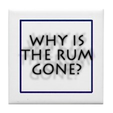 Why is the Rum Gone Coaster