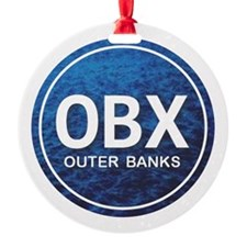 OBX - Outer Banks Ornament