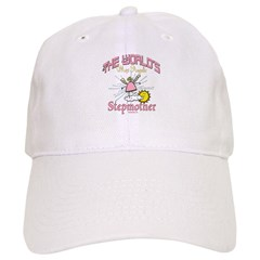 Angelic Stepmom Baseball Cap