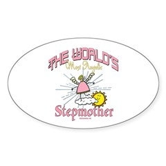 Angelic Stepmom Decal