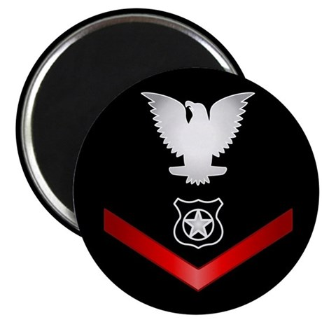 Navy PO3 Master at Arms Magnet