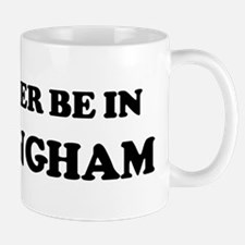 Rather be in Birmingham Small Small Mug