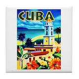 Cuba Drink Coasters