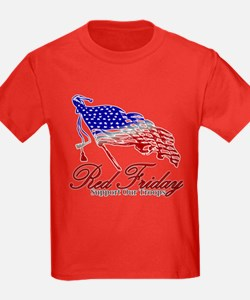 Red Friday Support T