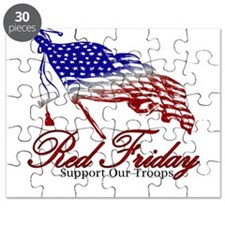 Red Friday Support Puzzle