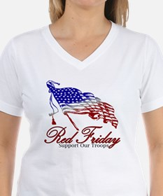 Red Friday Support Shirt