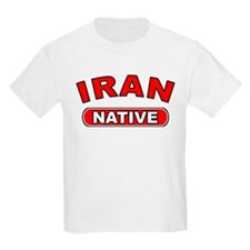 Iran Native Kids T-Shirt