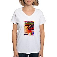 Cuba Travel Poster 3 Shirt