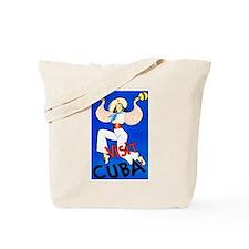 Cuba Travel Poster 2 Tote Bag