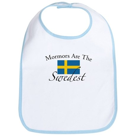 Mormors are the Swedest Bib