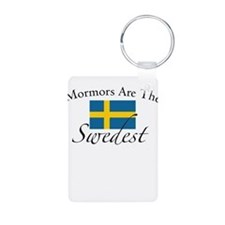 Mormors are the Swedest Keychains