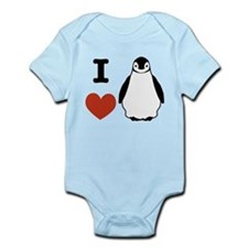 I love Penguins Onesie
