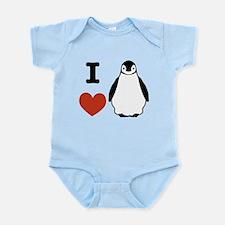 I love Penguins Onesie