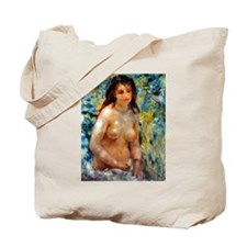 Renoir - Effect of Sunlight Tote Bag