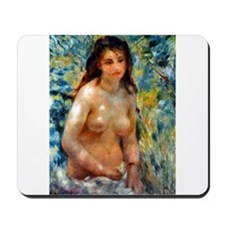 Renoir - Effect of Sunlight Mousepad