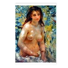 Renoir - Effect of Sunlight Postcards (Package of