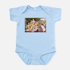 Renoir - The Bathers Infant Bodysuit