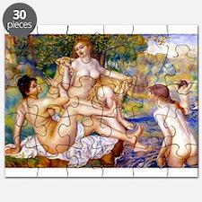 Renoir - The Bathers Puzzle