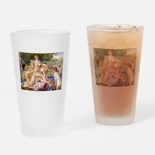 Renoir - The Bathers Drinking Glass