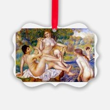 Renoir - The Bathers Ornament