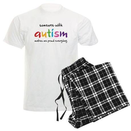 Proud Autism Men's Light Pajamas