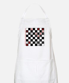 BBQ Apron - Chess Problem