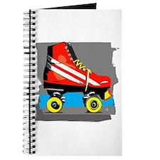 Vintage Roller Skate Journal