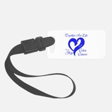 Personalize Front Luggage Tag