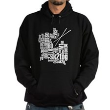 Knitting Abbreviation Cloud Hoody