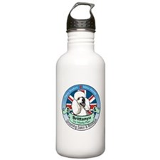 Brittanya for Mucky Pups logo.gif Water Bottle