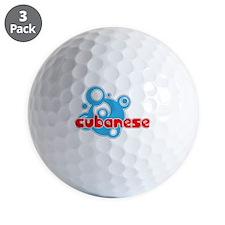 Cubanese Golf Ball