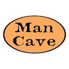 Man Cave Custom Decal