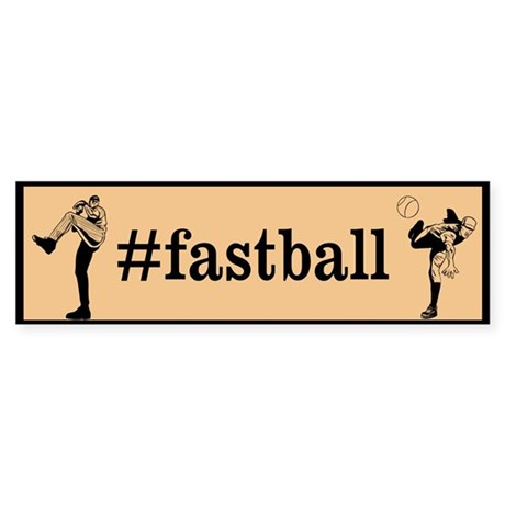 # fastball Custom Sticker (Bumper)