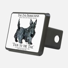 Scottie Logo Tail End Hitch Cover