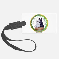 Scottie logo button.png Luggage Tag