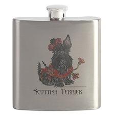 Celtic Scot 11x11.png Flask
